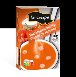 Tomatenroomsoep